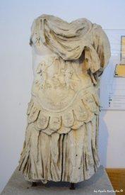 marble statute found in Luni