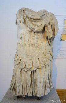 marble statute found in Luni