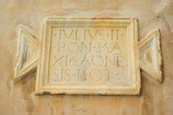 Savona city of popes