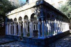 cloister Genova