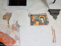 cloisters frescos