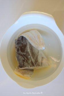 desalting baccala