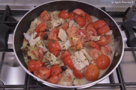 preparing baccala