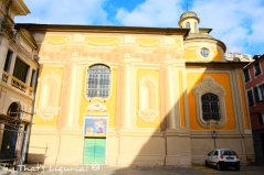 sistine chapel Liguria