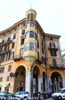 streets in Savona
