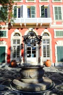 Villa Durazzo garden view