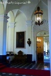 Villa Durazzo monumental entrance