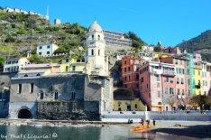 church Vernazza Cinque Terre