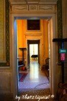 corridor Villa Durazzo