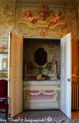 private chapel Villa Durazzo