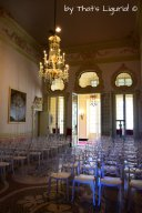 salone degli stucchi Villa Durazzo Centurione