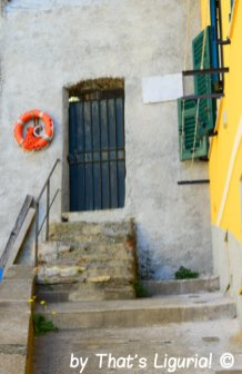 Fisherman house Nervi