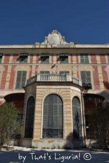 Villa Saluzzo Nervi