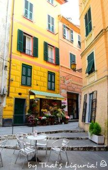 historical centre details Arenzano