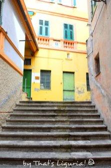 stairs Arenzano