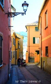 streets of Nervi