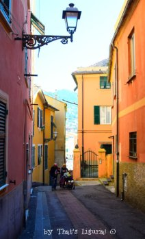 streets of Nervi
