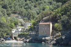 houses of San Fruttuoso