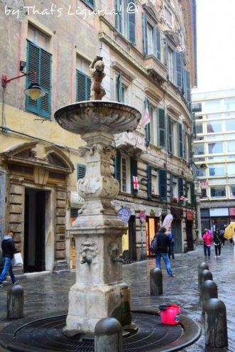 piazza campetto Genoa