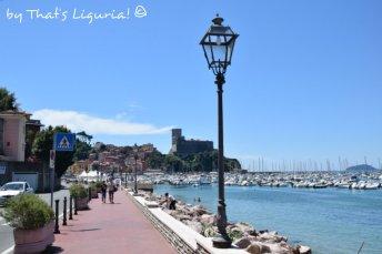 sea promenade Lerici