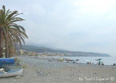 Cogoleto shore