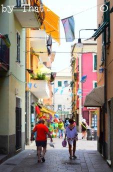 streets of Cogoleto