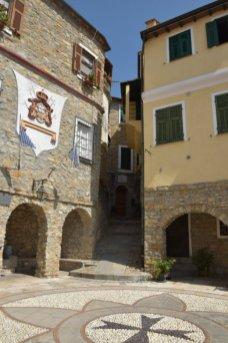 Seborga's historical centre