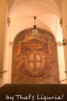 Saint George Flag of Genoa