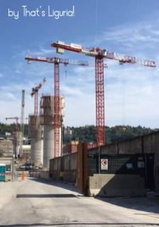 New Motorway Bridge Genoa - September 2019