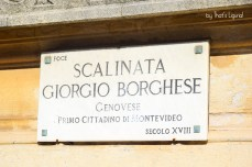 plate of Scalinata Borghese