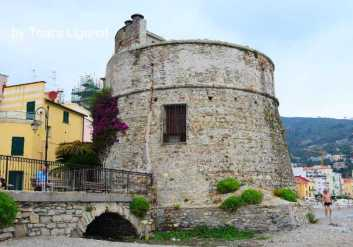 saracen tower Alassio