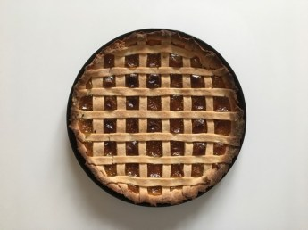 crostata from Italy