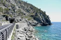 cycle line Bonassola