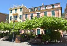 historical centre of Bonassola