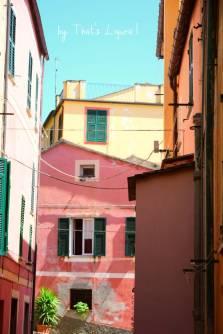 houses Bonassola