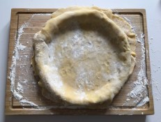 preparation crostata 11