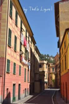 street Bonassola