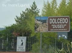 arriving Dolcedo