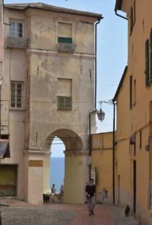 Logge Santa Chiara in Porto Maurizio