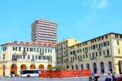 centre of Imperia Oneglia