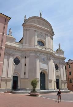 church Imperia Oneglia