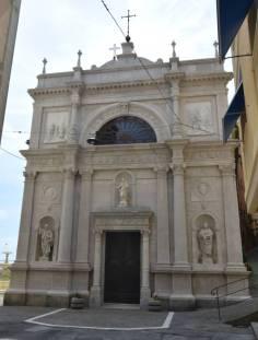 santurary Santa Maria delle Grazie Sori