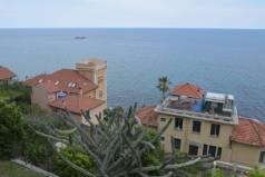 view on the Ligurian Sea Porto Maurizio