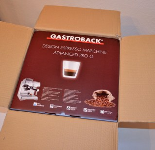 Gastroback Pro G Box within a box within a box