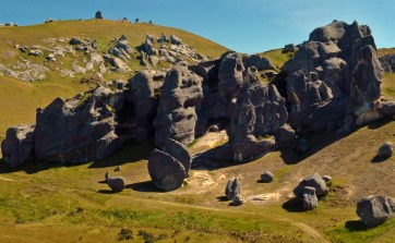 Rounded Rock Formation 4