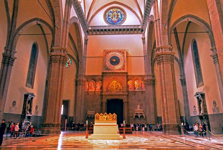 cathedral inside small