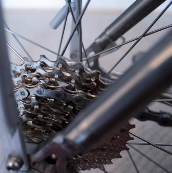 Bike rear sprocket, brand new
