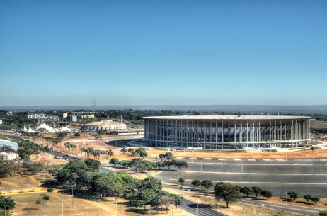 Brazilian National Stadium