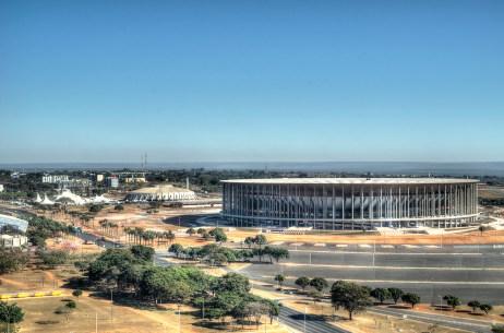 Brazilian National Stadium