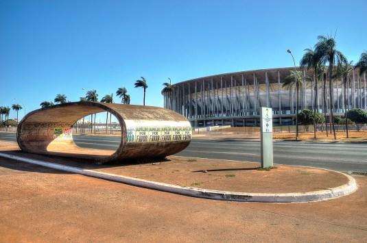 World Cup 2014 National Brazilian Stadium